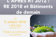 Save the date : l'après RT 2012