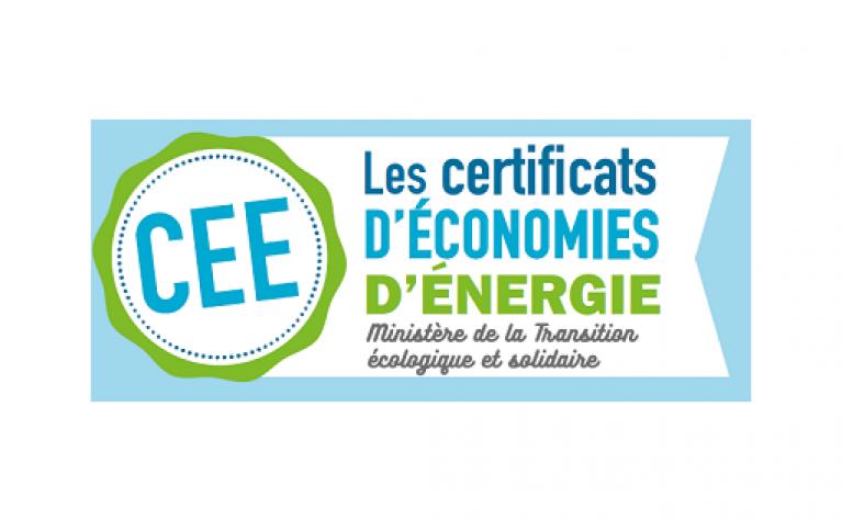 CEE - Logo Certificats economies energies