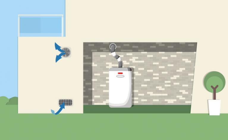 Dimensionnement ventilation chaufferie