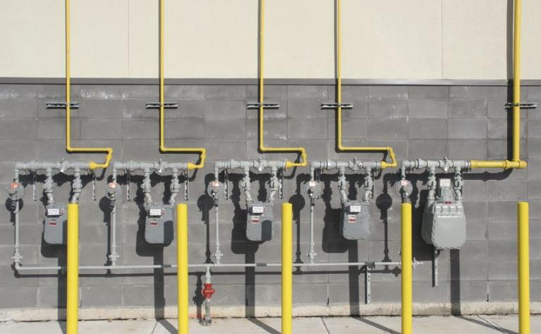 Réglementation gaz - vignette installation