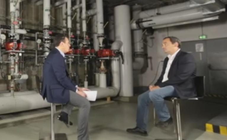 Les Entretiens Cegibat : La pompe à chaleur gaz à absorption, Olivier B