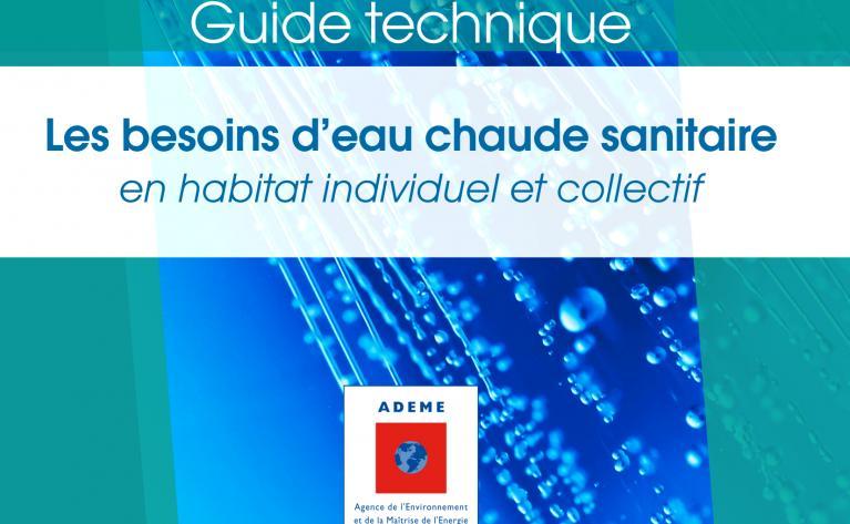 Guide technique Ademe - Besoins ECS résidentiel