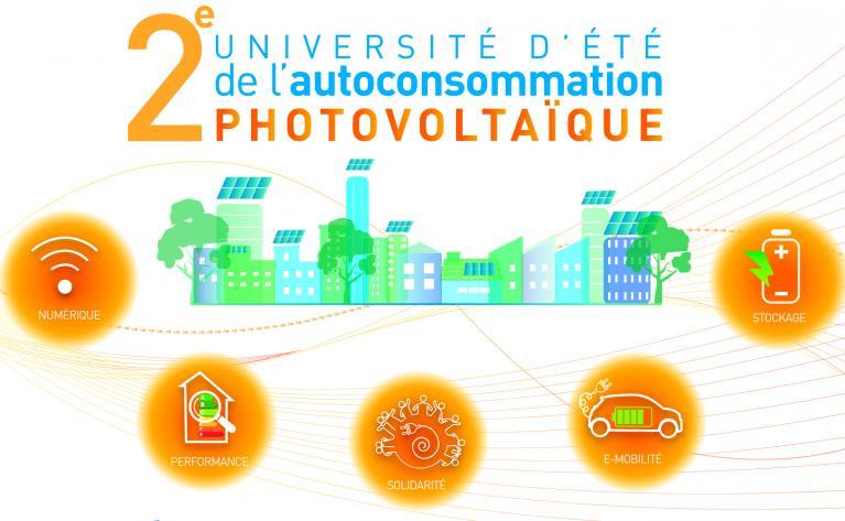 Université d'ete 2019 - Autoconsommation PV - Enerplan