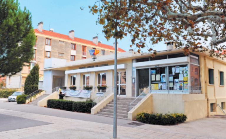 Mairie annexe de Luynes