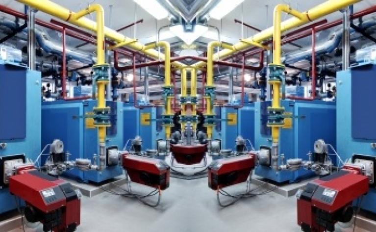 Rénovation chaufferie gaz condensation