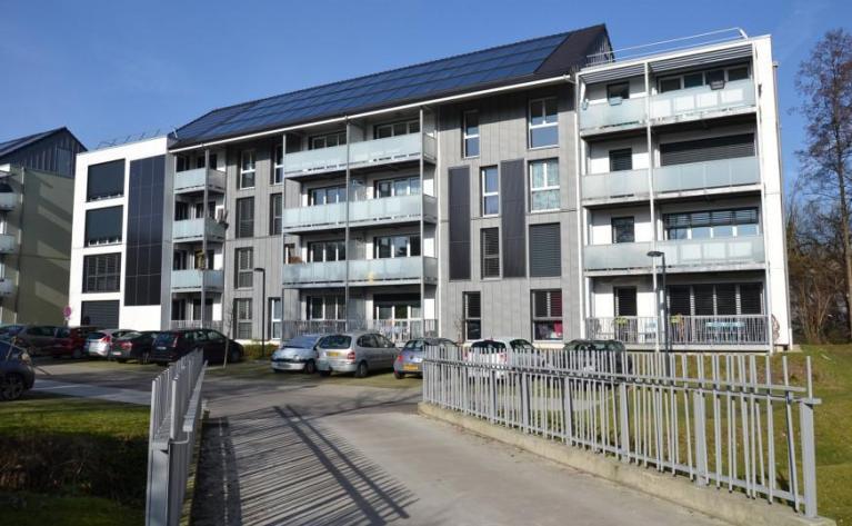 Residence Presquile Malaunay - logements Bepos