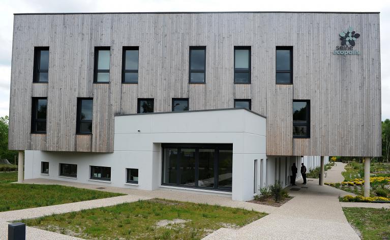 Pépinière d'entreprises Passivhaus - Saint Etienne du Rouvray