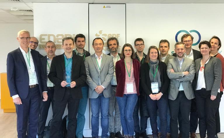 Workshop GRDF Tennerdis - Complémentarité énergies et autoconsommation collective - mars 2019