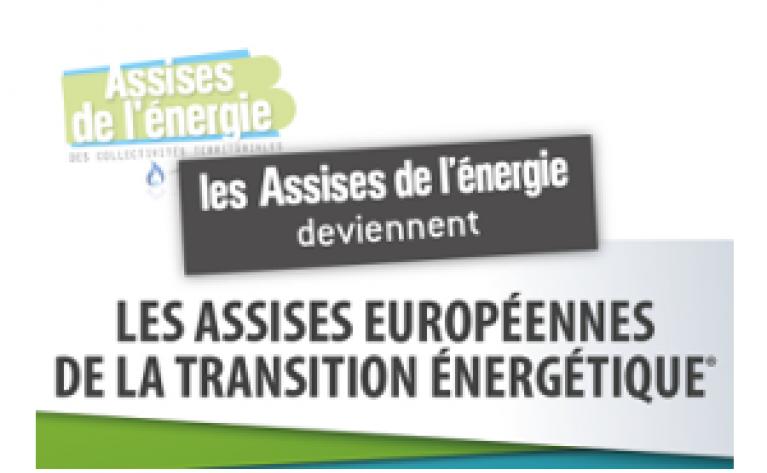 Assises européennes de la transition énergétque