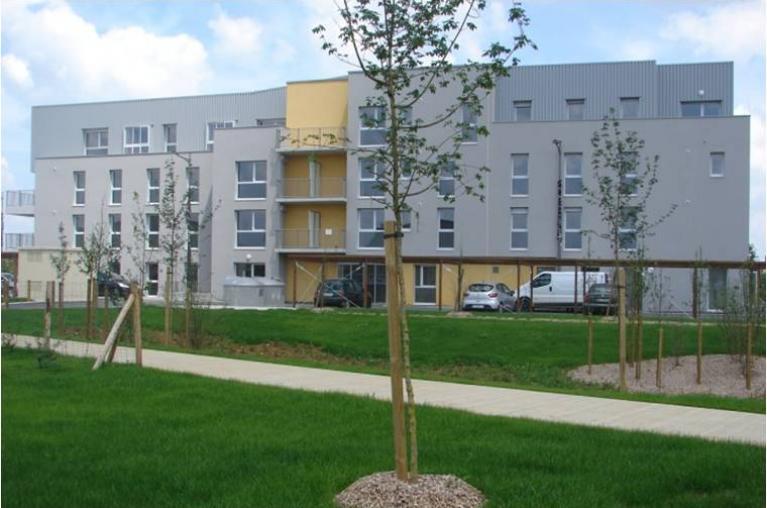 30 logements Bepos grâce au gaz naturel et au photovoltaïque à Poitiers (86) - CEGIBAT