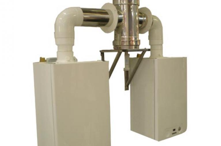 Conduit Collectif pour Chaudière Etanche pression (3Cep)