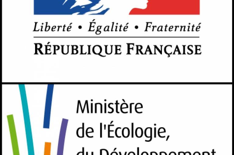 Logo Ministère de l'Écologie, du Développement durable et de l'Énergie