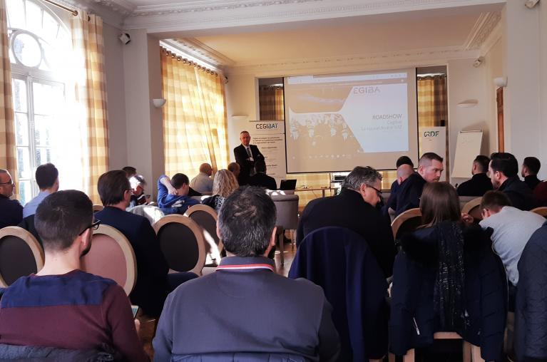 Nouvelle réglementation gaz habitat - Arras - février 2020