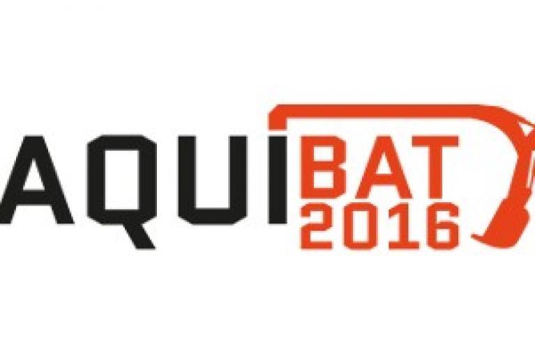 Logo Aquibat 2016