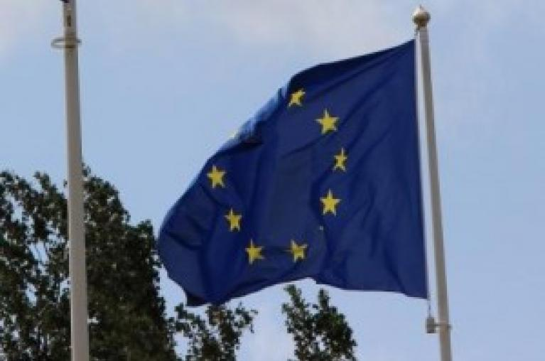 Directive européenne Drapeau