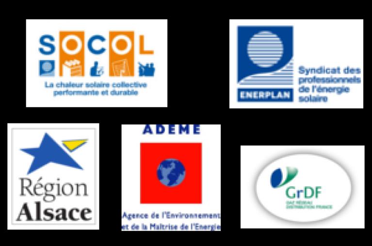GRDF, l'ADEME, la Région Alsace et Enerplan ont le plaisir de vous accueillir à l'IUT de Colmar pour une demi-journée consacrée au solaire thermique.