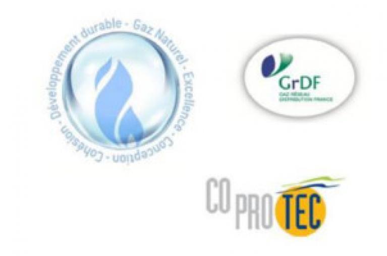 Logo événement trophée GAZosphère 2014