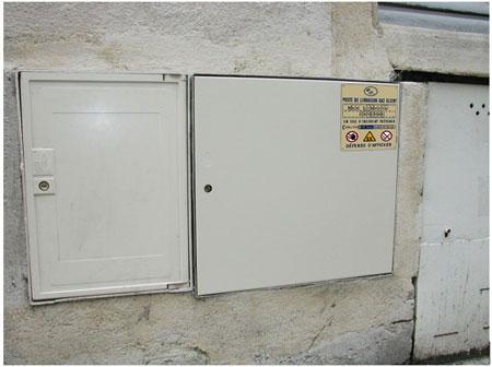 Exemple d'un poste de détente gaz en chaufferie