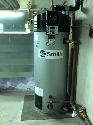 Accumulateur ECS BFC60 AO Smith
