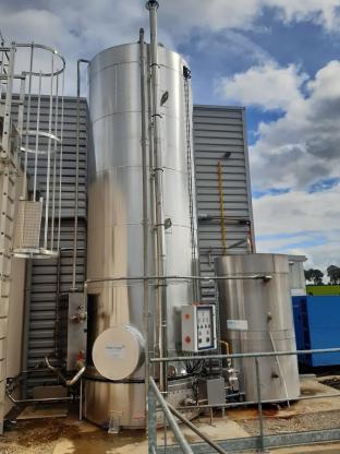 Hydro-accumulateur - Source Thermigas
