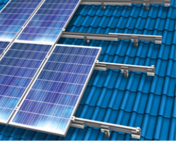 Installation photovoltaïque modèle Conergy Power Plus
