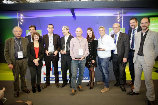Interclima 2017 - Trophées ICO CFP