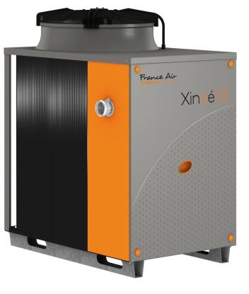 PAC aérothermique à absorption gaz
