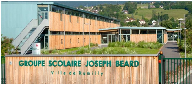 Rumilly - Groupe scolaire Joseph Béard
