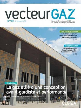 Vecteur Gaz 122 - Couverture
