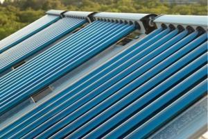Chauffe-eau solaire collectif