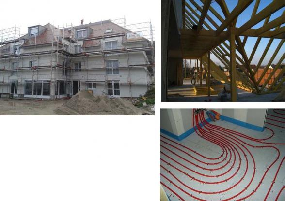 Marckolsheim – Construction de la résidence - CEGIBAT