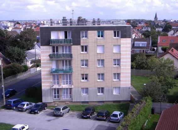 Résidence Les Copieux-Le Havre (76) - CEGIBAT