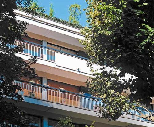 Neuilly-sur-Seine – Résidence située au 35/37 boulevard Victor-Hugo - CEGIBAT
