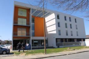 """Résidence étudiante """"La coulée verte"""" (Toulouse)"""