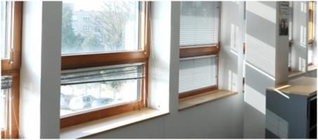 Protections solaires intérieures