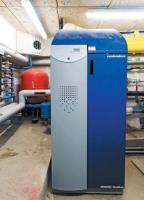 Chaudière condensation collective gaz naturel