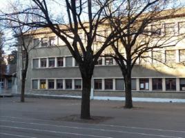 Photo du Groupe scolaire Ampère (façade sud de l'élémentaire)