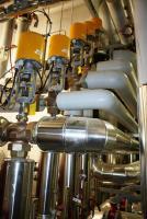 La circulation des circuits de chauffage est uniquement assurée par les hydroéjecteurs.