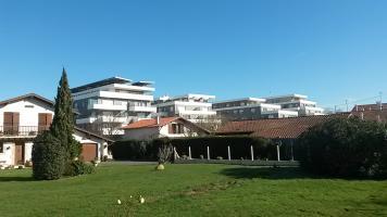 Logements Bepos Effinergie 2013 à Anglet (64) - Vue extérieure 3