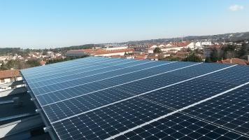 Logements Bepos Effinergie 2013 à Anglet (64) - Photovoltaïque