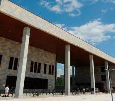 Lycée international - Saint Genis Pouilly - Entrée
