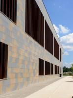Lycée international - Saint Genis Pouilly - Façade