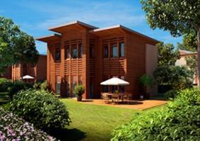 Maison passive Les Lodges (77)