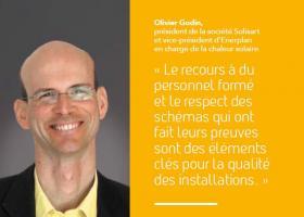Olivier Godin - Citation solaire thermique