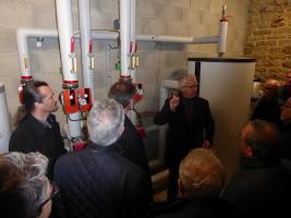 Pôle intergénérationnel de Marconay - Inauguration avec élus