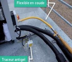 PAC absorption - Qualité de l'eau et protection gel