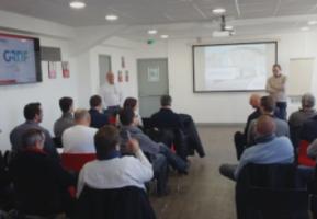 Photo réunion technique du mois de janvier 2016 (Toulon)