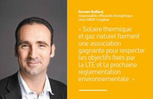 Romain Ruillard - Citation solaire thermique