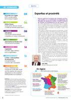 Vecteur gaz 104 - Sommaire-Edito