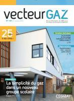 Vecteur gaz 120 - Couverture